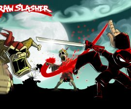 Draw Slasher for the iPhone, iPad, and iPod Touch