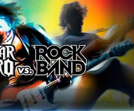 Rock Band vs Guitar Hero, which is better