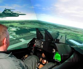 Flight simulator games: Just like the real thing
