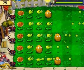 Plants Vs Zombies strategy on WorldWinner