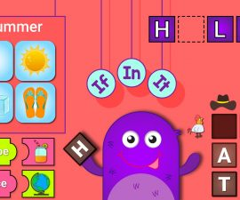 Fun online word games for kids