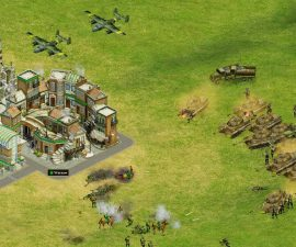 Rise of Nations or Rise of Factions?