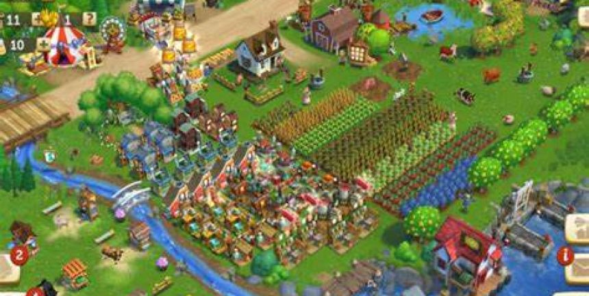 How to become a rich farmer on Facebook's Farmville