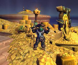 Powerlevel with WoW Gold without going broke
