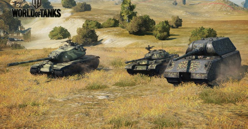 World of Tanks: A free tactical tank - MMO by Wargaming.net