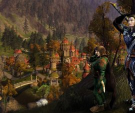 What is Lord of the Rings Online (LOTRO)